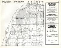 Wilcox, Warsaw T4N-R9W, Hancock County 1963